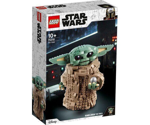 Lego Star Wars Малюк