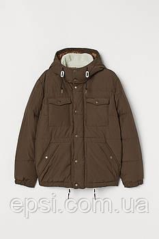 Куртка HM S хаки 7791110wt