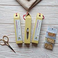 Набор японских гобеленовых игл Tulip #23 (Tapestry Needles Cross Stitch)