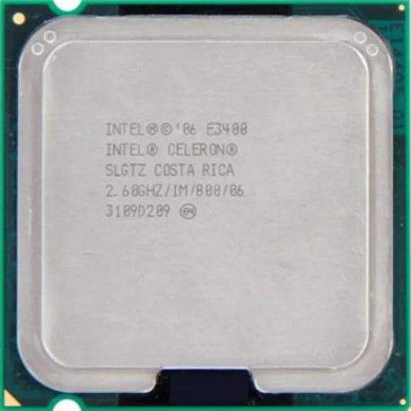 Процессор Intel® Celeron® E3400 LGA775  2.60Hz