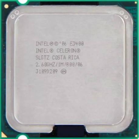 Процессор Intel® Celeron® E3400 LGA775  2.60Hz, фото 2