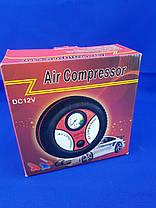 Компресор для шин в машину Air Compressor DC12V (Колесо), фото 3
