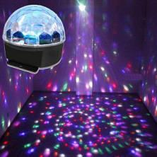 Светодиодный диско шар Magic Ball CG07 PR3, фото 3