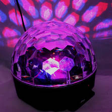 Светодиодный диско шар Magic Ball CG07 PR3, фото 2