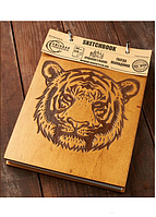 Скетчбук Drevych Tiger A5 80 листов 0156157, КОД: 2447887