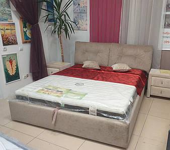 Кровать двуспальная Люкс МЕРИ 2 с ящиком для белья! Распродажа с выставочного зала!!!