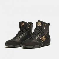 Боксерки Leone Premium Black