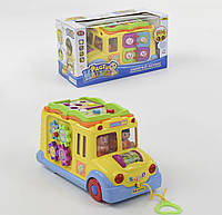 Автобус музыкальный Развивающая игрушка для детей