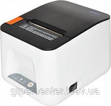 POS-принтер чеков SPRT SP-POS890E Ethernet + USB with dispenser White, фото 2