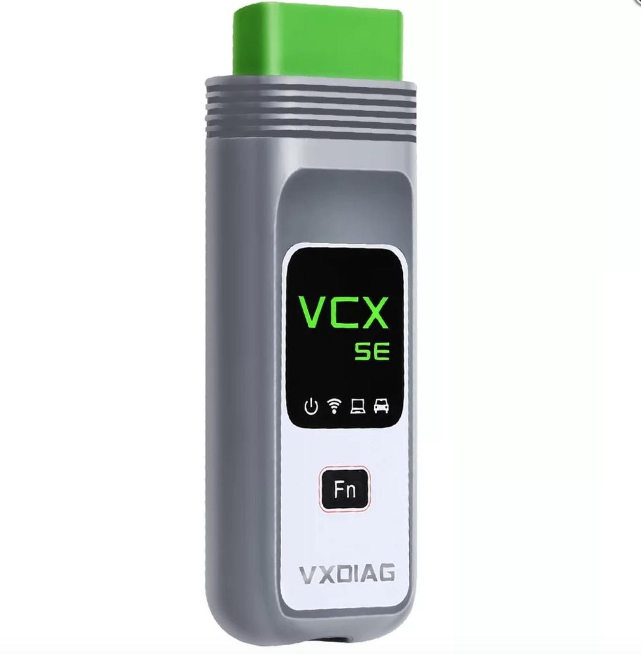 Диагностический сканер VXDIAG VCX SE OBD2 для диагностики BMW (Wi-Fi + USB)