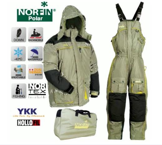 Зимний костюм NORFIN POLAR