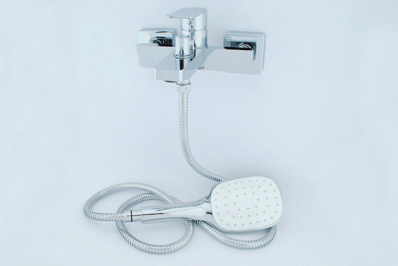 Смеситель для ванной и душа Topaz Sardinia ts 08131-h19n