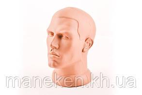 Голова мужская PN3 (телесный) (033), фото 2