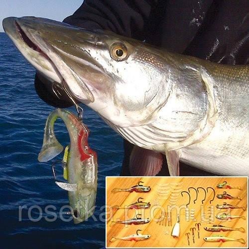 Набор наживок для рыбалки Майти Байт Mighty Bite, фото 1