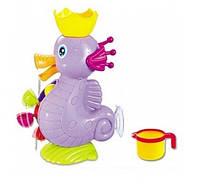 """Набор для ванной """"Морской конек"""" Игрушка для развития ребенка"""