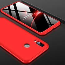 Чохол Fullcover 4D для Huawei Honor Play, фото 3