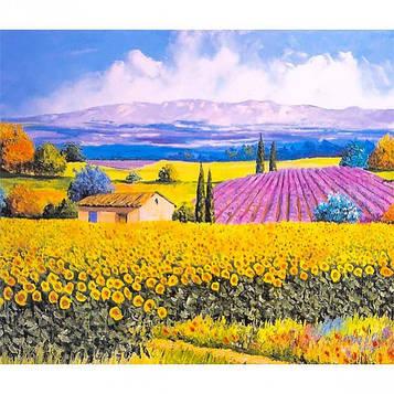 Картина за номерами 40х50 см DIY Соняшники Жан Марк Янячик (FX 30322)