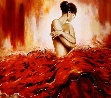Картина за номерами 40х50 см DIY Краса, любов і душа (FX 30323)