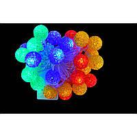 Гірлядна Ягоди 40 ламп 3 м 8 реж прозр. пров Yes! Fun
