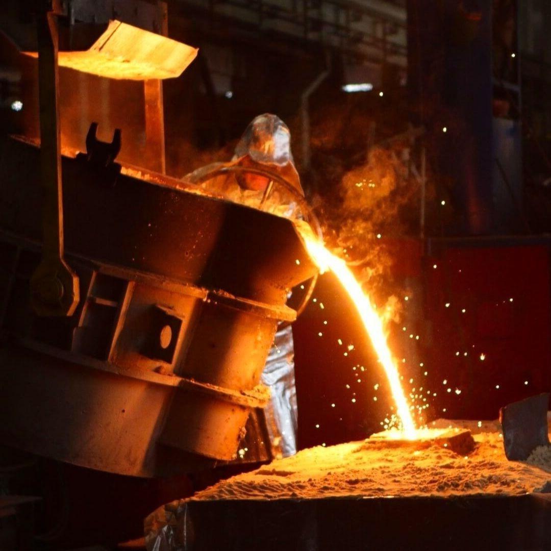 Нержавеющий металл- литье стали