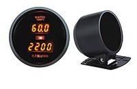 Дополнительный прибор Ket Gauge LED 86205 тахометр, температура воды