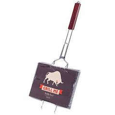 Решетка для гриля двойная Grill Me BQ-037