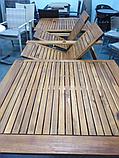 Стіл обідній розкладний  FUTURA  210/300х110х73см, фото 5