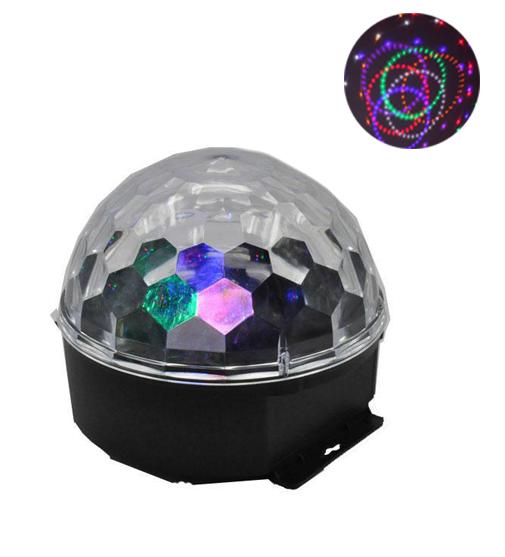 Светодиодный диско шар Magic Ball CG07 PR3