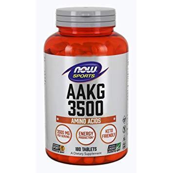 NOW AAKG 3500 180tabs