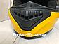 Мотошлем DFG Модуляр с очками + Подарки: Перчатки, Маска, Чехол, фото 4