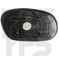 Вкладыш зеркала Daewoo Lanos / Sens 98- левый, без обогрева