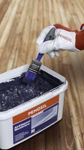 Мастика пароизоляционная Penosil Air Vapour Membrane с волокнистым усилением 5 кг