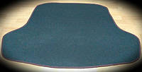 Коврик в багажник Hyundai Grandeur '12-17. Текстильные автоковрики, фото 1