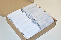 Мужские носки укороченные , Набор №116 - 10 пар в комплекте, р.39-43