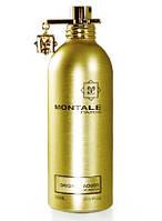 Парфюмированная вода унисекс Montale Original Aoud 100ml(test)