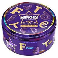 Подарочный набор конфет Cadbury Heroes Game Edition 800 g