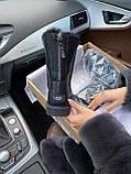 Женские UGG кожаные черные (копия), фото 2
