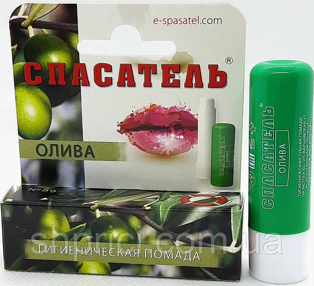 Gigienicheskaya pomada Oliva/ Spasatel`/ DR RETTER EC