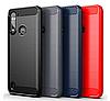 TPU чехол накладка Urban для Motorola Moto G8 (4 цвета)