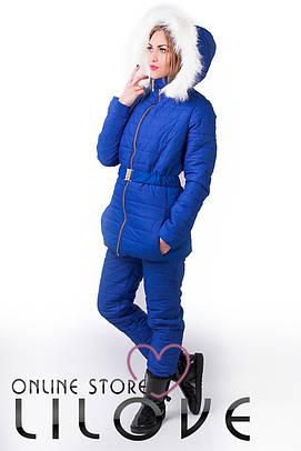 Женский синтепоновый костюм №71-237