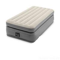 Надувная велюр-кровать Intex 64162, фото 1