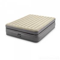 Надувная велюр-кровать Intex 64164, фото 1