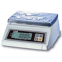Весы кухонные и торговые CAS SW-5W