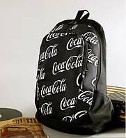 Спортивные городские рюкзаки Coca-cola старших классов школьный модный