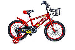 """Велосипед 16 """"Scale Sports"""" Красный T13 1138490598"""