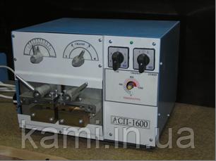 Аппарат для сварки ленточных пил АСП-1600-40 ширина пилы от 10 до 40 мм цена с НДС