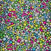 Микс Карнавал SD Pearls декор кондитерский (50 гр.)