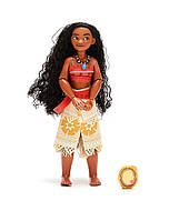 Лялька Disney Моана Класична з кулоном Moana Doll