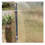 Теплица «Веган» 2×4 из оцинкованной квадратной трубы с пленкой 120 мкм, фото 6