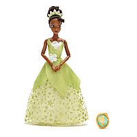 Лялька Disney Тіана з кулоном Класична Tiana Doll